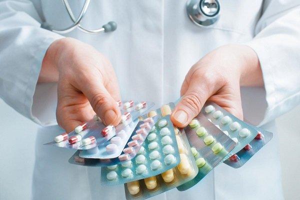 перечень и схемы лечения
