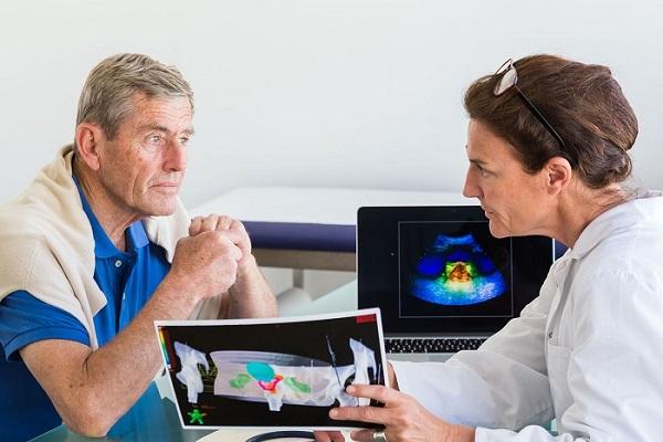 результаты обследования железы