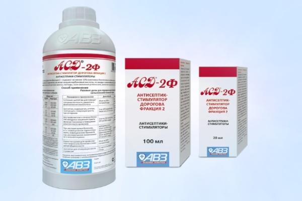 АСД-2 и простатит