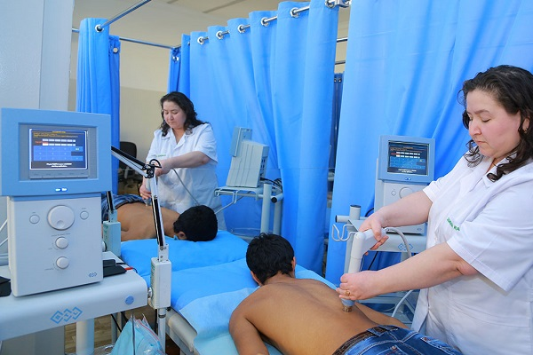 применение ультразвука в терапии