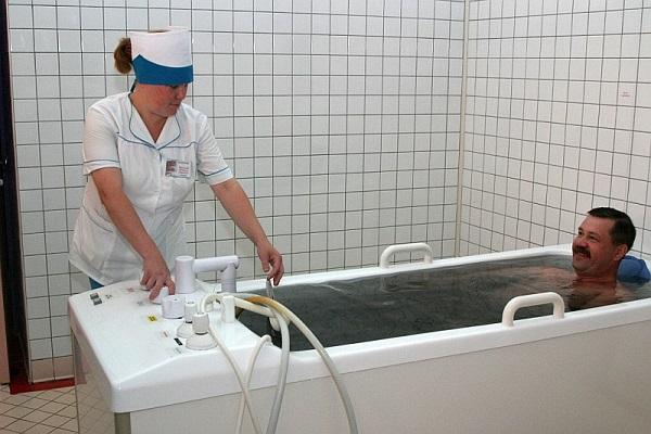 лечение простатита ваннами