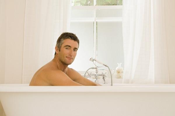 полезна ли горячая вода для воспаленной простаты