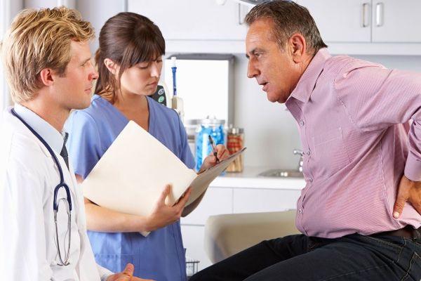 как лечат воспаление предстательной железы