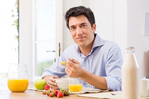 принципы организации питания при хроническом простатите