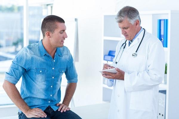 как диагностируют уретрит у мужчин