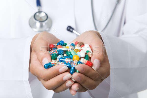 таблетки от боли в тазу