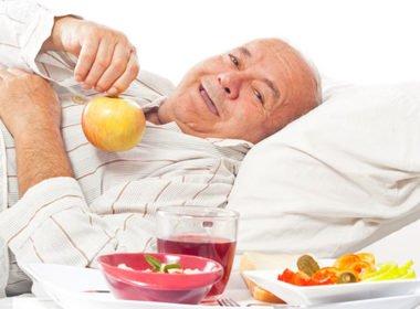 Принципы питания при раке предстательной железы