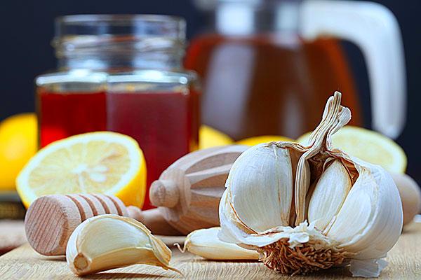 рецепты от простатита с чесноком