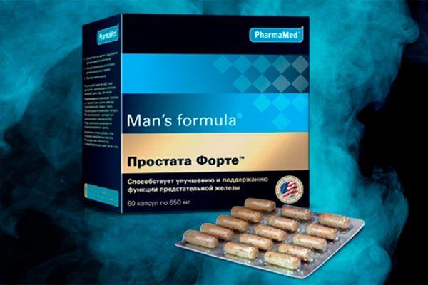 простата форте менс формула