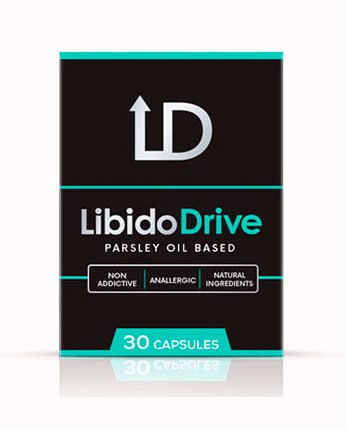 Libido Drive - капсулы для улучшения потенции