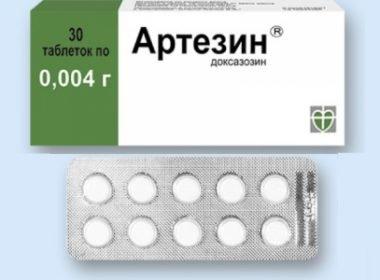 Артезин – инструкция по применению при простатите