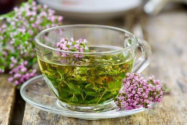 рецепт приготовления чая с чабрецом