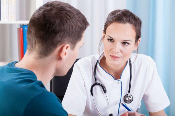 соблюдать рекомендации врача