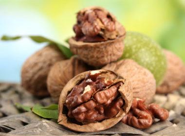 Улучшение потенции грецкими орехами