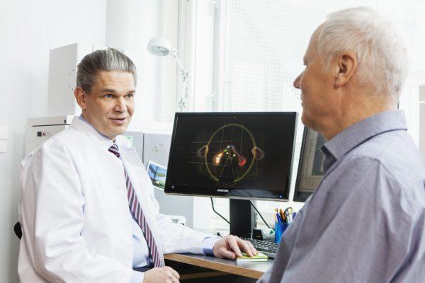 рак в предстательной железе