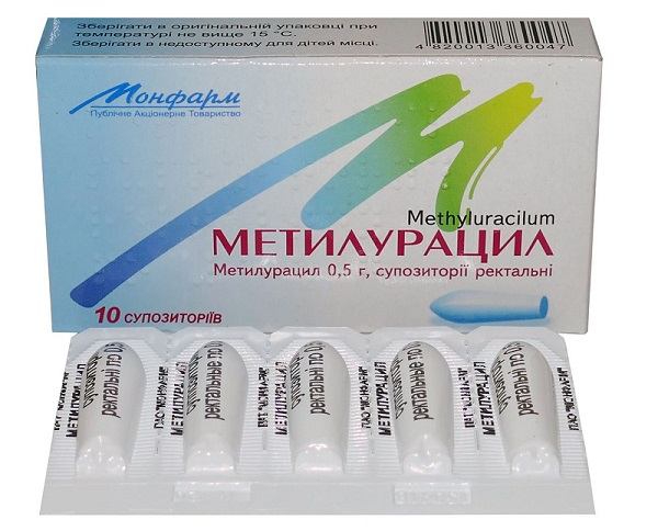 Метилурацил простатита призноки простатита